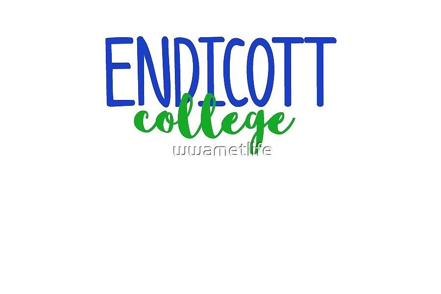 endicott college by wwametlife