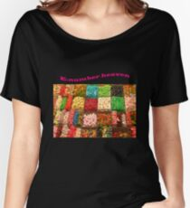 E Number Heaven Women's Relaxed Fit T-Shirt