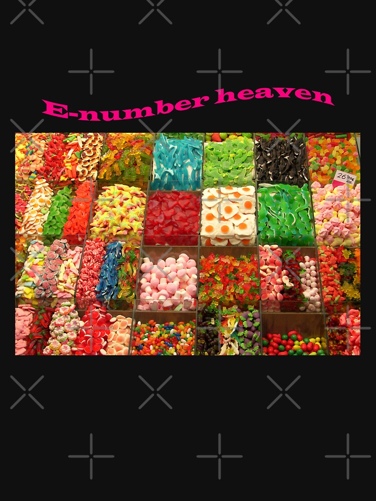 E Number Heaven by tomg