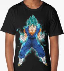 vegetto super saiyan blue Long T-Shirt