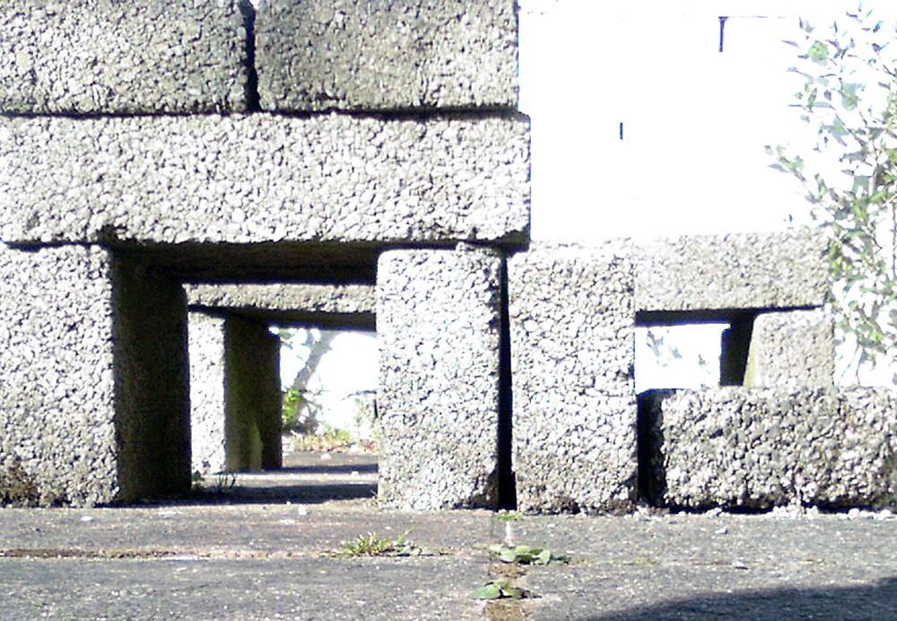 Block Composition by ben wilson