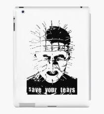 Pinhead - Save Your Tears iPad Case/Skin