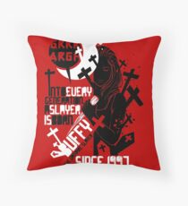 Slayer (2) Throw Pillow