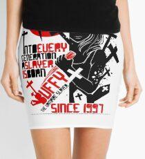 Slayer (3) Mini Skirt