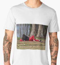 Lunch Break Men's Premium T-Shirt