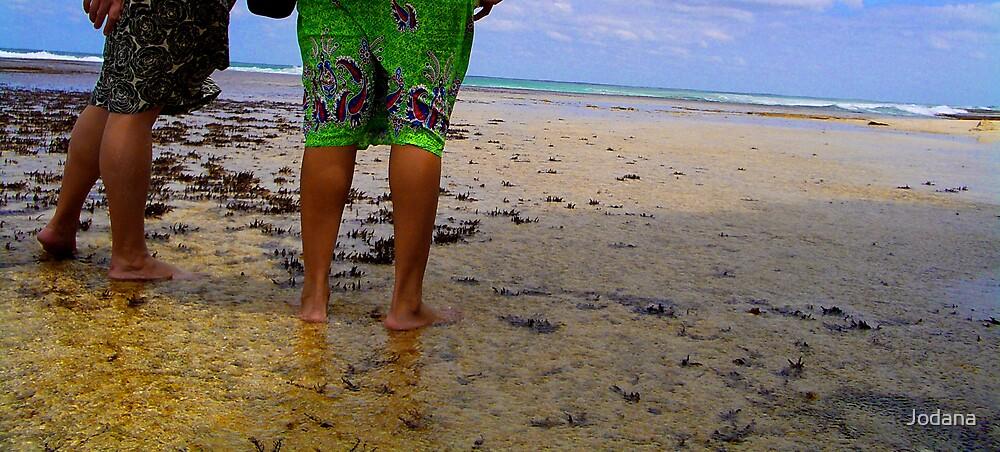 Yallingup Legs by Jodana
