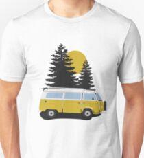 Boreal Camper Unisex T-Shirt