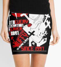 Slayer (4) Mini Skirt