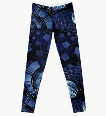 Sci- Fi  Matrix  Leggings