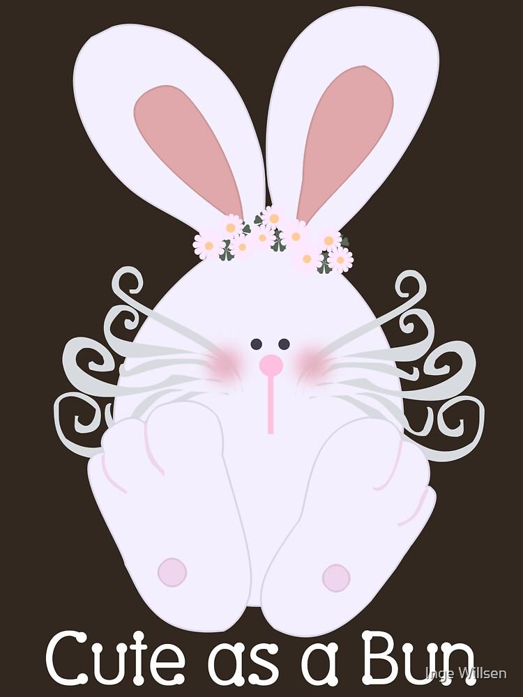 Cute as a Bun by exandra