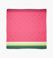 Watermelon // Graphic Fruit Pattern Scarf