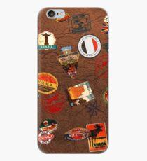 globetrotter iPhone Case