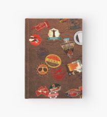 globetrotter Hardcover Journal