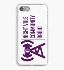 Night Vale Community Radio iPhone Case/Skin