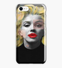 Paradox of Marylin iPhone Case/Skin