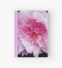 Pink Peony Hardcover Journal