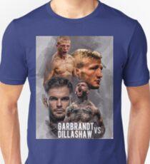 Cody Garbrandt vs TJ Dillashaw. Unisex T-Shirt