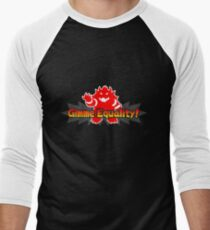 Bowser Revolution Men's Baseball ¾ T-Shirt