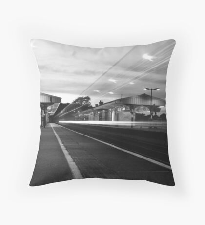 MOVEMENT OF THE PEOPLE Throw Pillow
