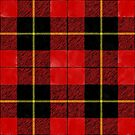 Wallace tartan by dale54