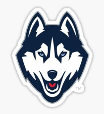 UCONN Huskies Sticker