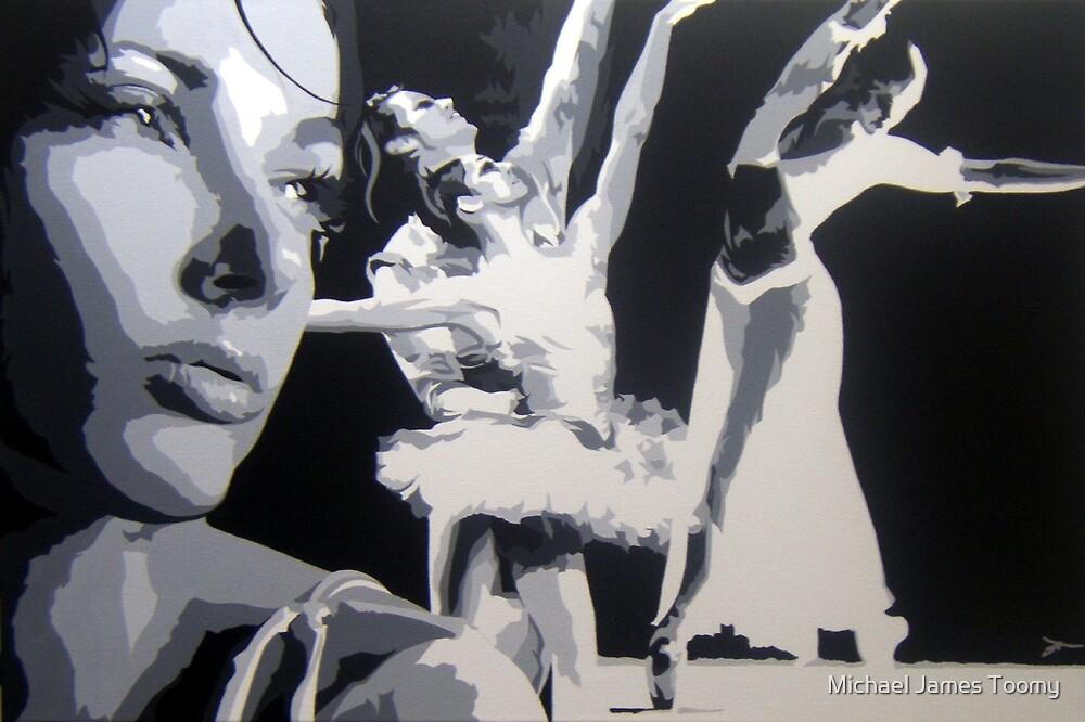 Dreaming-Gymnast II by Michael James Toomy