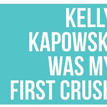 Kelly Kapowski by justinwmiller