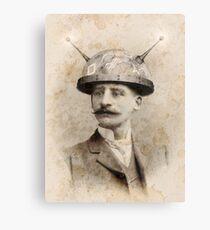Dr Lampwicke's Amazing Mind Machine Canvas Print