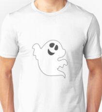 Ghost Paranormal Haunting Supernatural Unisex T-Shirt