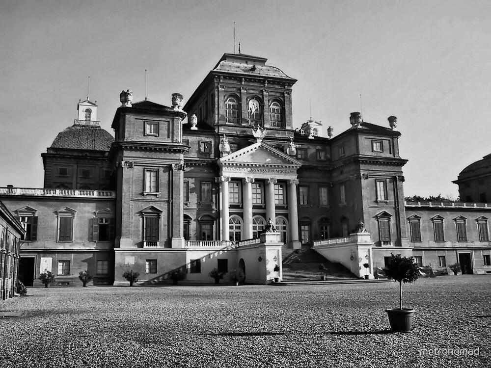 Castello Racconigi by metronomad