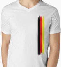 German flag colors stripes T-Shirt