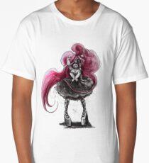 Rainbow Punk: Pinky Punk Long T-Shirt