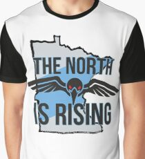 Minnesota United FC - The North is Rising Graphic T-Shirt