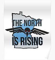 Minnesota United FC - Der Norden steigt Poster