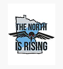 Minnesota United FC - The North is Rising Photographic Print