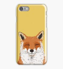 Mr. Fox iPhone Case/Skin