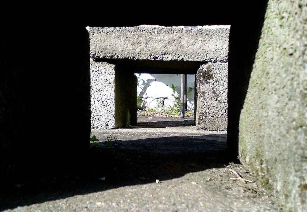Tunnel by ben wilson