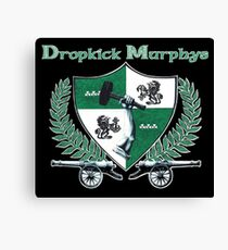 dropkick murphys Canvas Print