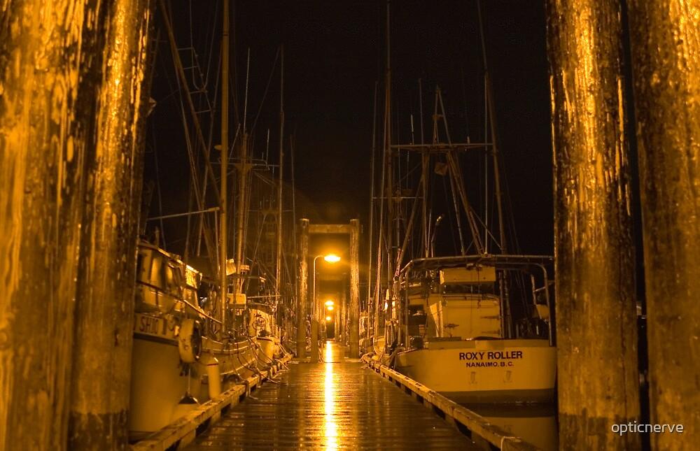 amber docks by opticnerve