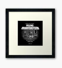 YOUNG FRANKENSTEIN 16-bit Framed Print