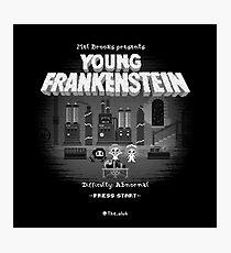 YOUNG FRANKENSTEIN 16-bit Photographic Print