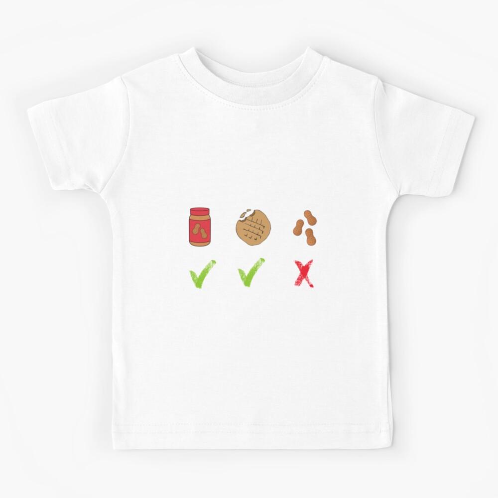 Erdnüsse - Pidge Kinder T-Shirt