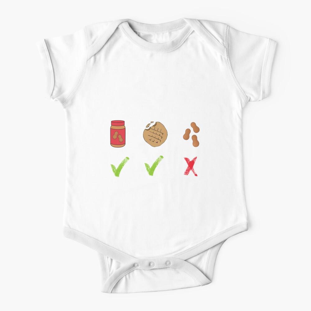 Erdnüsse - Pidge Baby Body
