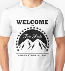 Twin Peaks Paramount Logo Unisex T-Shirt