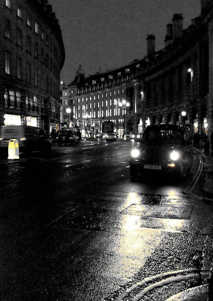 Taxi by Oli Johnson