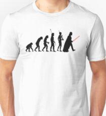 Dark side of Evolution Slim Fit T-Shirt