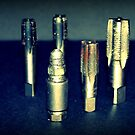 Thread Taps & Hydroulic Fitting - Tool Series by Evita