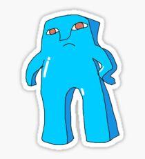Jello Jiggler Sticker