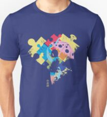 Welcome to the Puzzle Unisex T-Shirt