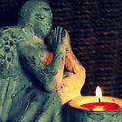 An Angel Silent Prayer by Evita